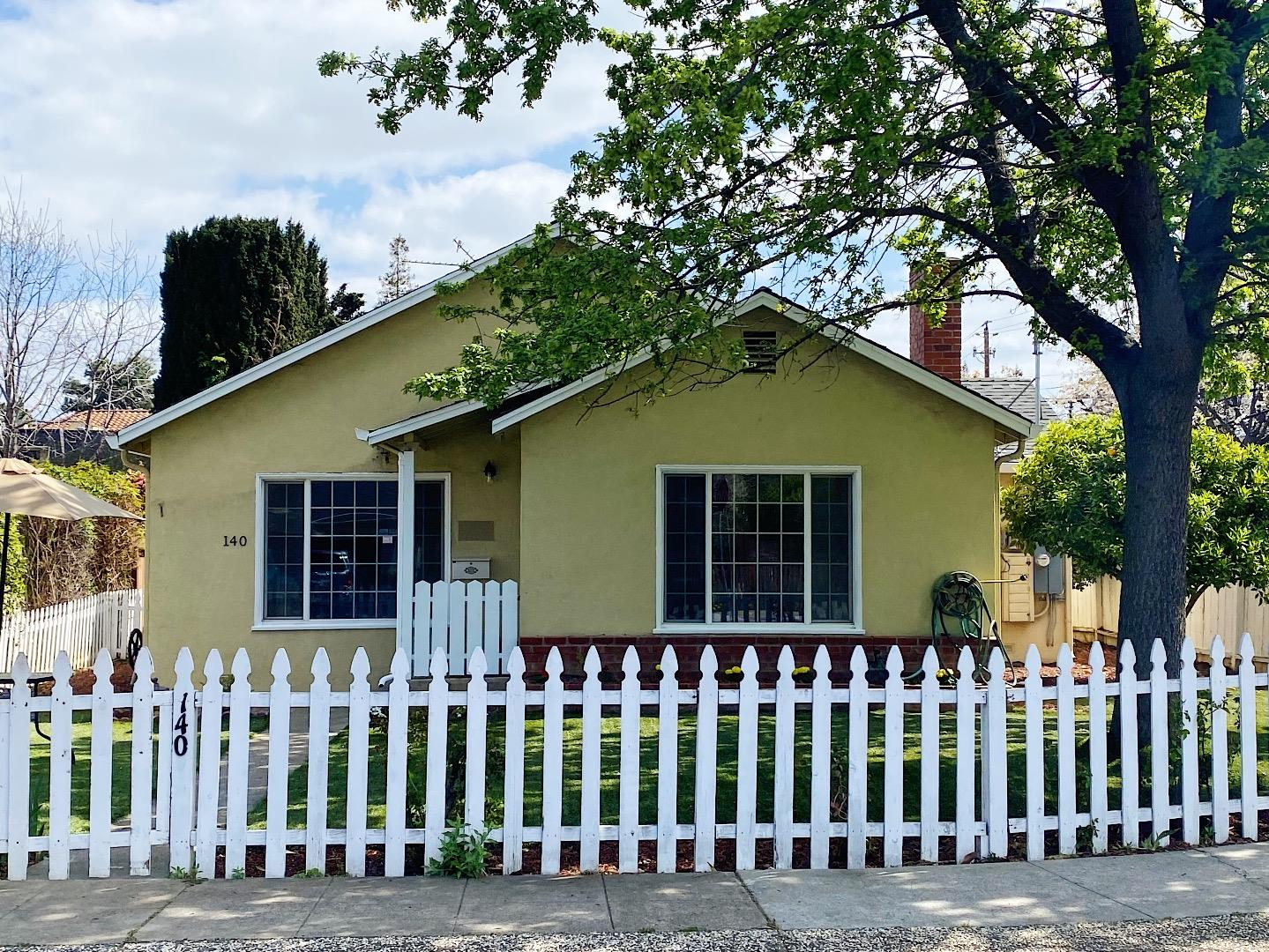 Charming cottage style home in a highly desirable Campbell neighborhood. Conveniently located minutes to Historic downtown Campbell,  Pruneyard shopping Center, restaurants & theaters. Walking distance to Campbell community center and John D Morgan park. Hike Los Gatos Creek Trail and enjoy weekly Farmers Markets.  Easy access to  880, San Tomas Expway. This home has so much to offer, freshly painted, beautiful hardwood floors, solar, wood burning fire place, laundry room. Low maintenance landscape with artificial grass. Main house 3/2 , separate cottage 1/1, buyer to verify permits. Great Campbell Schools, Capri elementary, Rolling Hills Middle  & Westmont High. Too much to list! Must see to appreciate!