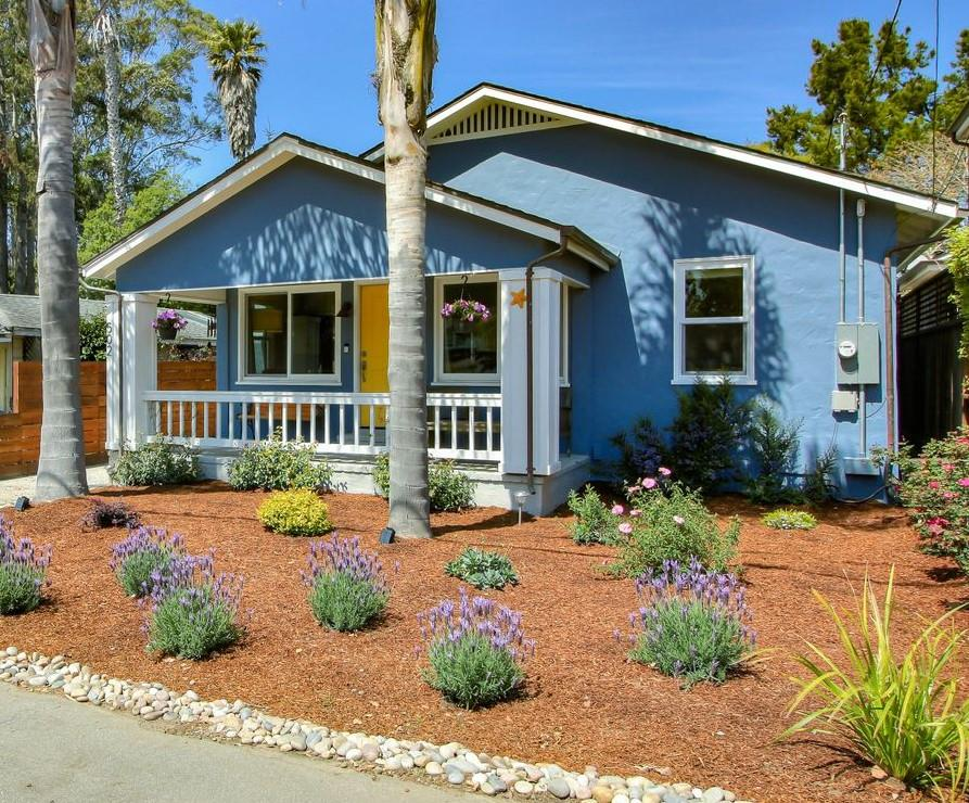This is what youve been dreaming of in Capitola! House + guest unit! This adorable single level 3 BR, 2 BA beach bungalow in sought after Depot Hill is the perfect blend of old & new. Recent extensive remodeling! Fresh and light. Originally built in 1938, it still has much of its original charm, featuring fir floors, wood paneling, built in hutch & covered porch. Huge, beautifully updated, open kitchen! French doors bring you out to the large deck & backyard, just perfect for outside dining and entertaining. Above the detached garage is a great guest unit with bamboo floors, kitchenette & full bath! There is also a luxe shed for an art studio, office, gym or storage.A perfect primary home or vacation get away within walking distance to Capitola Beach & Village, restaurants & shops. Enjoy the fun events held year-round including summer concerts, car shows, Art & Wine festival + more! Virtual open house at www.502escalona.com. Buyer to verify all incl. SF, zoning, legal use and permits.