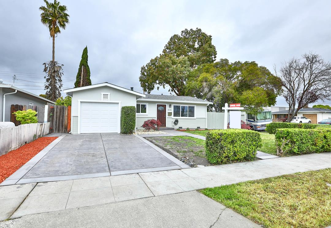2636 Glade Drive Santa Clara, CA 95051