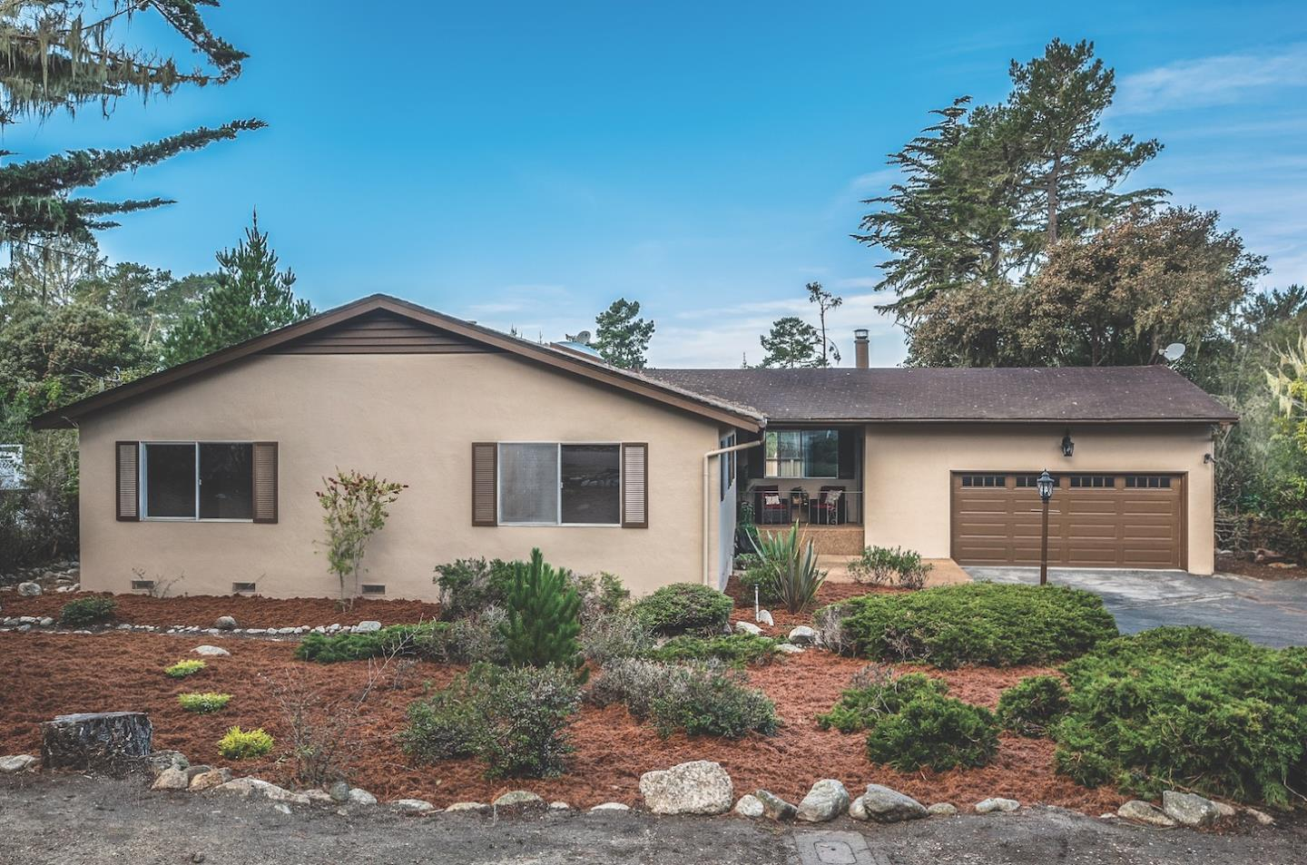 Detail Gallery Image 1 of 1 For 3054 Strawberry Hill Rd, Pebble Beach,  CA 93953 - 3 Beds | 2 Baths