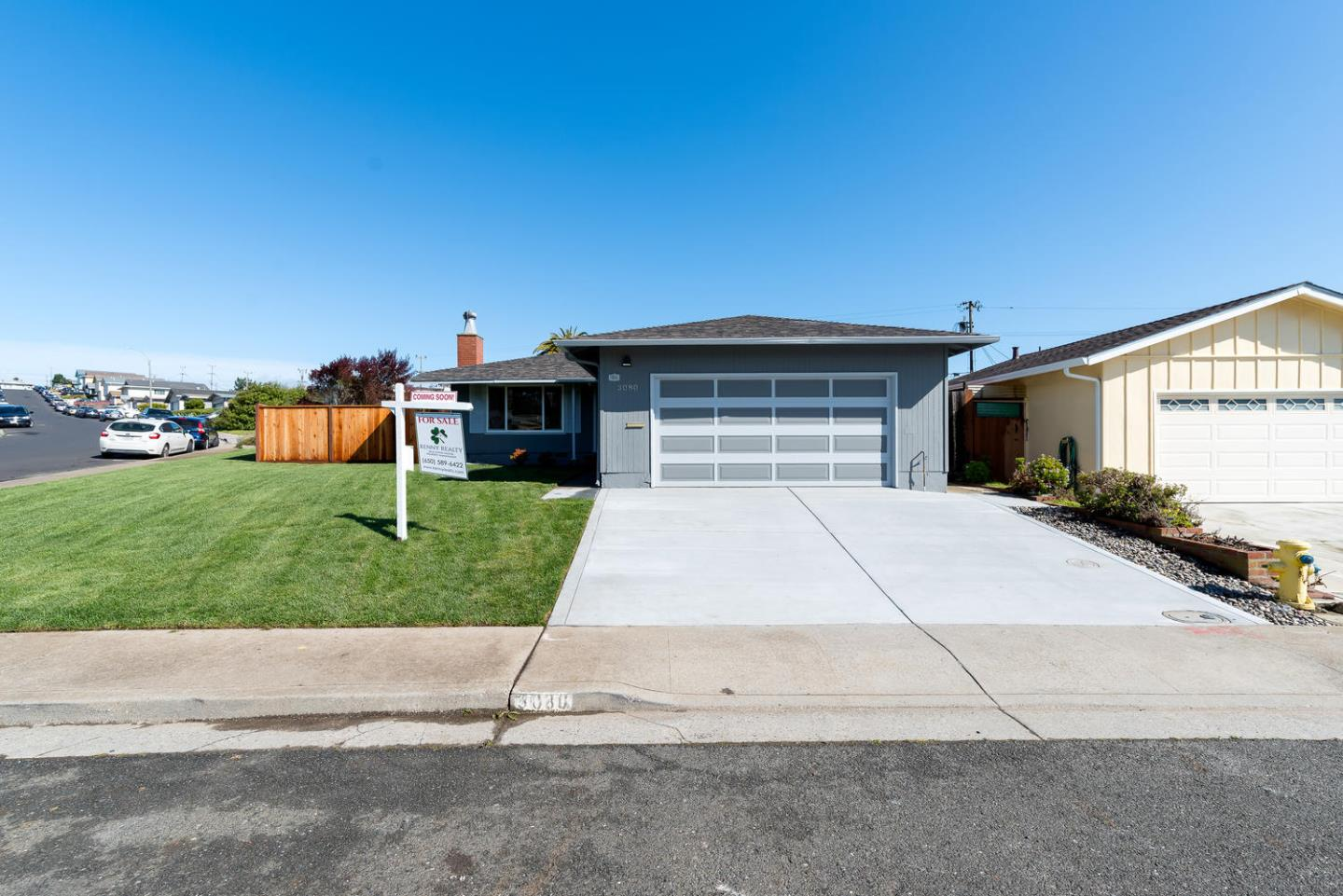 Detail Gallery Image 1 of 1 For 3080 Fasman Dr, San Bruno, CA 94066 - 3 Beds | 2 Baths