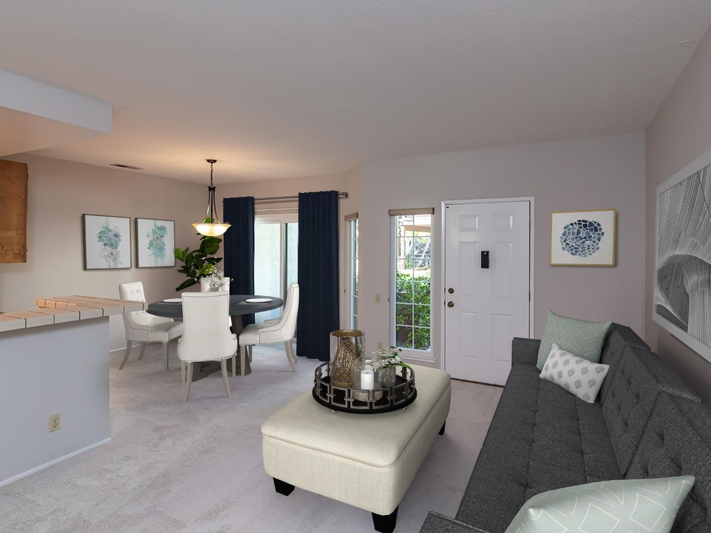 Detail Gallery Image 1 of 1 For Costa Mesa Ter,  Sunnyvale,  CA 94085 - 2 Beds   2 Baths