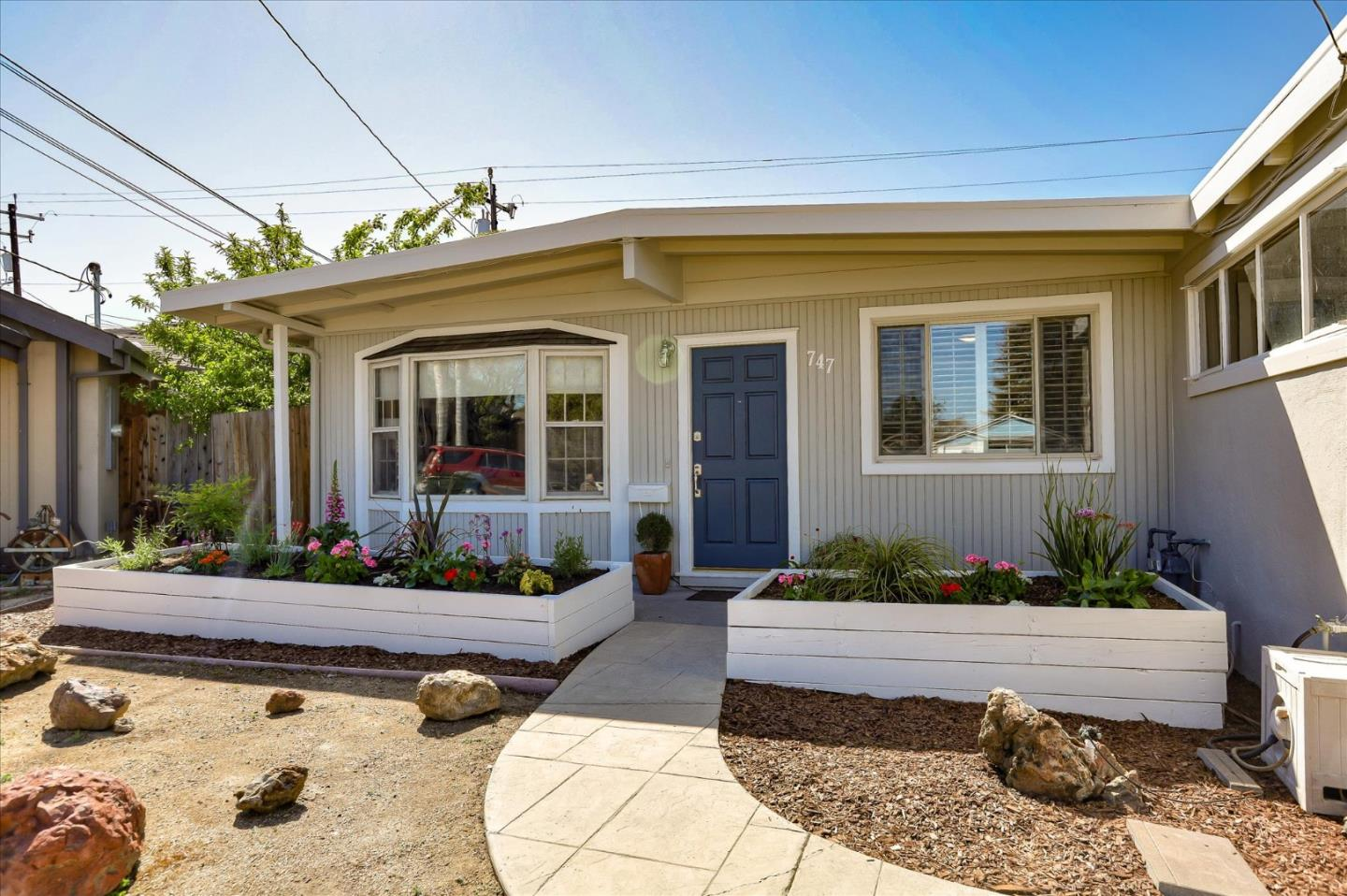 Detail Gallery Image 1 of 1 For 747 Madrone Ave, Sunnyvale,  CA 94085 - 3 Beds | 1 Baths