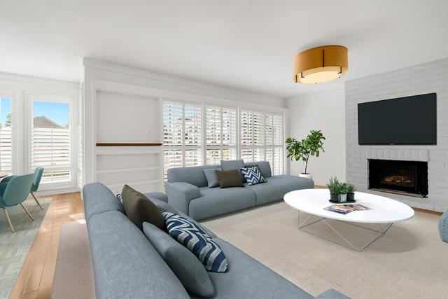 Detail Gallery Image 1 of 1 For 1456 San Carlos Ave #201,  San Carlos,  CA 94070 - 2 Beds   2 Baths
