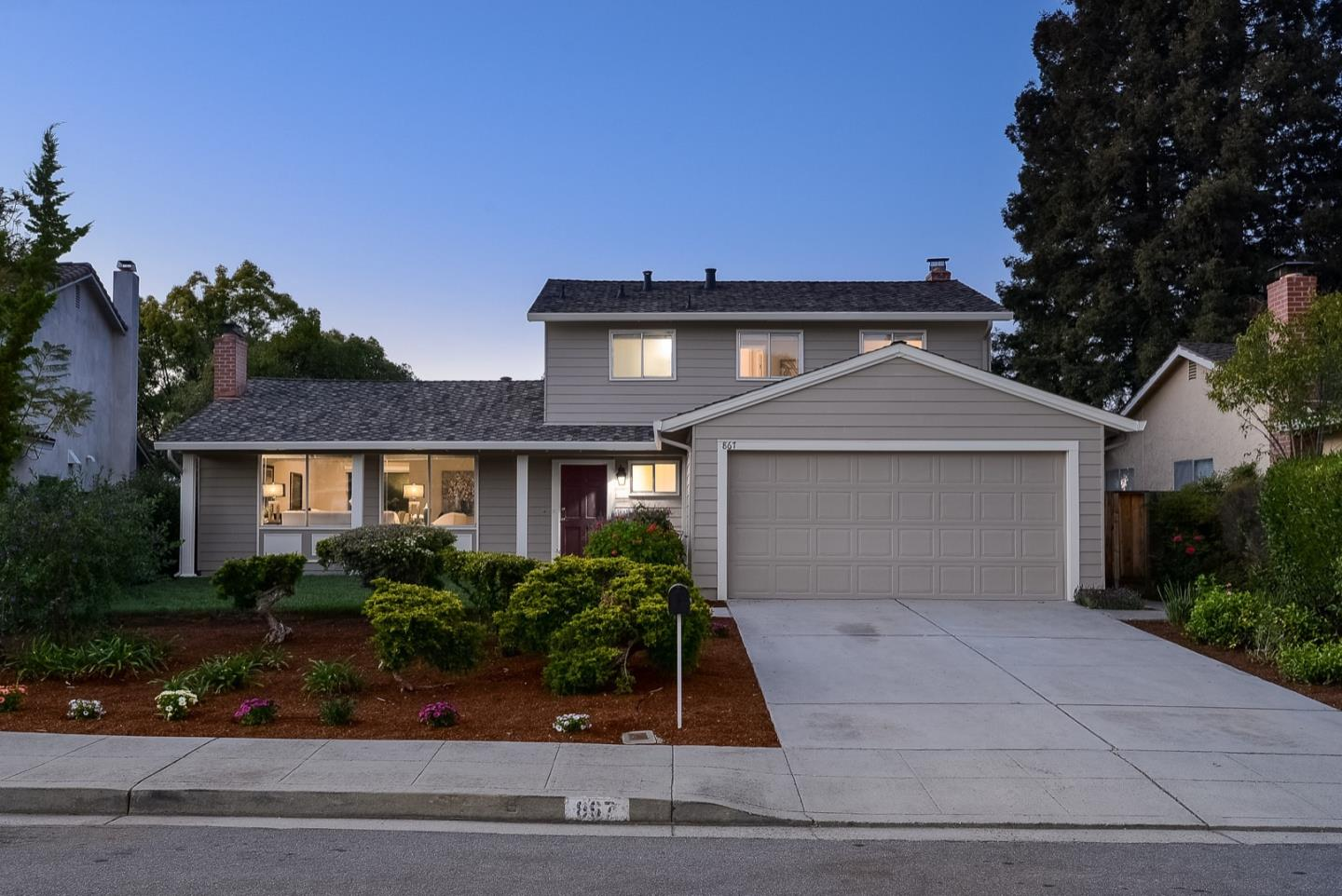 Detail Gallery Image 1 of 1 For 867 Poppy Ct, Sunnyvale,  CA 94086 - 4 Beds | 2/1 Baths