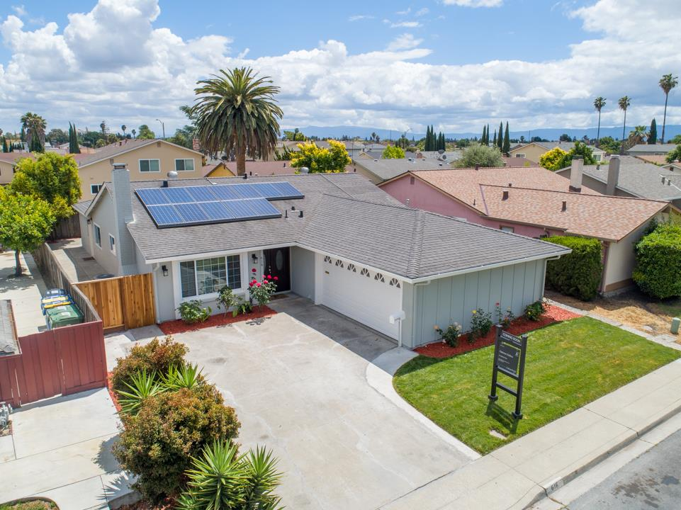 Detail Gallery Image 1 of 1 For 616 Corinthia Dr, Milpitas, CA 95035 - 4 Beds   2 Baths