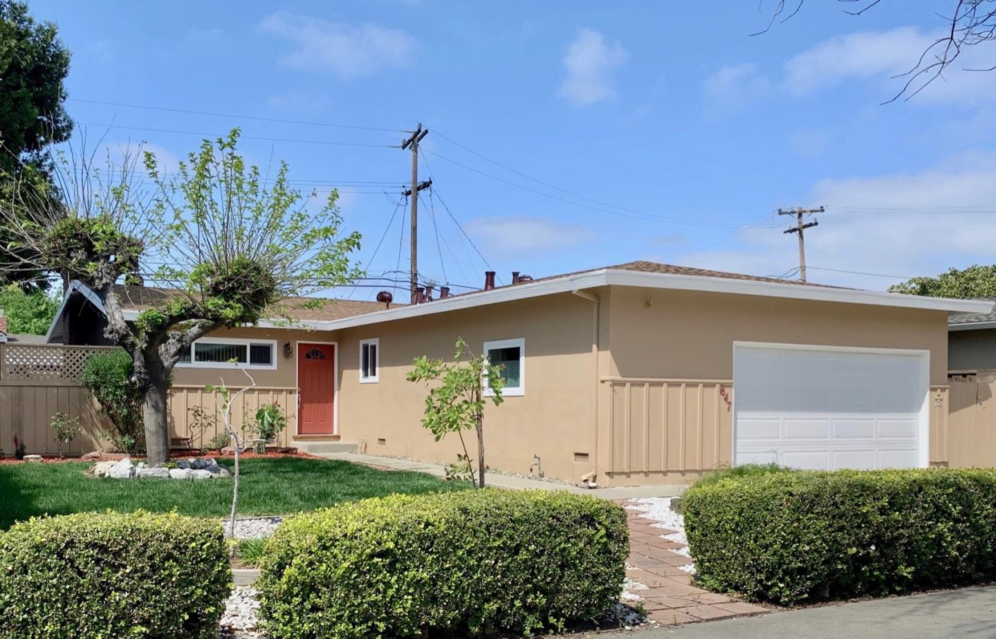 Detail Gallery Image 1 of 1 For 647 Toyon Ave, Sunnyvale, CA 94086 - 3 Beds   2 Baths