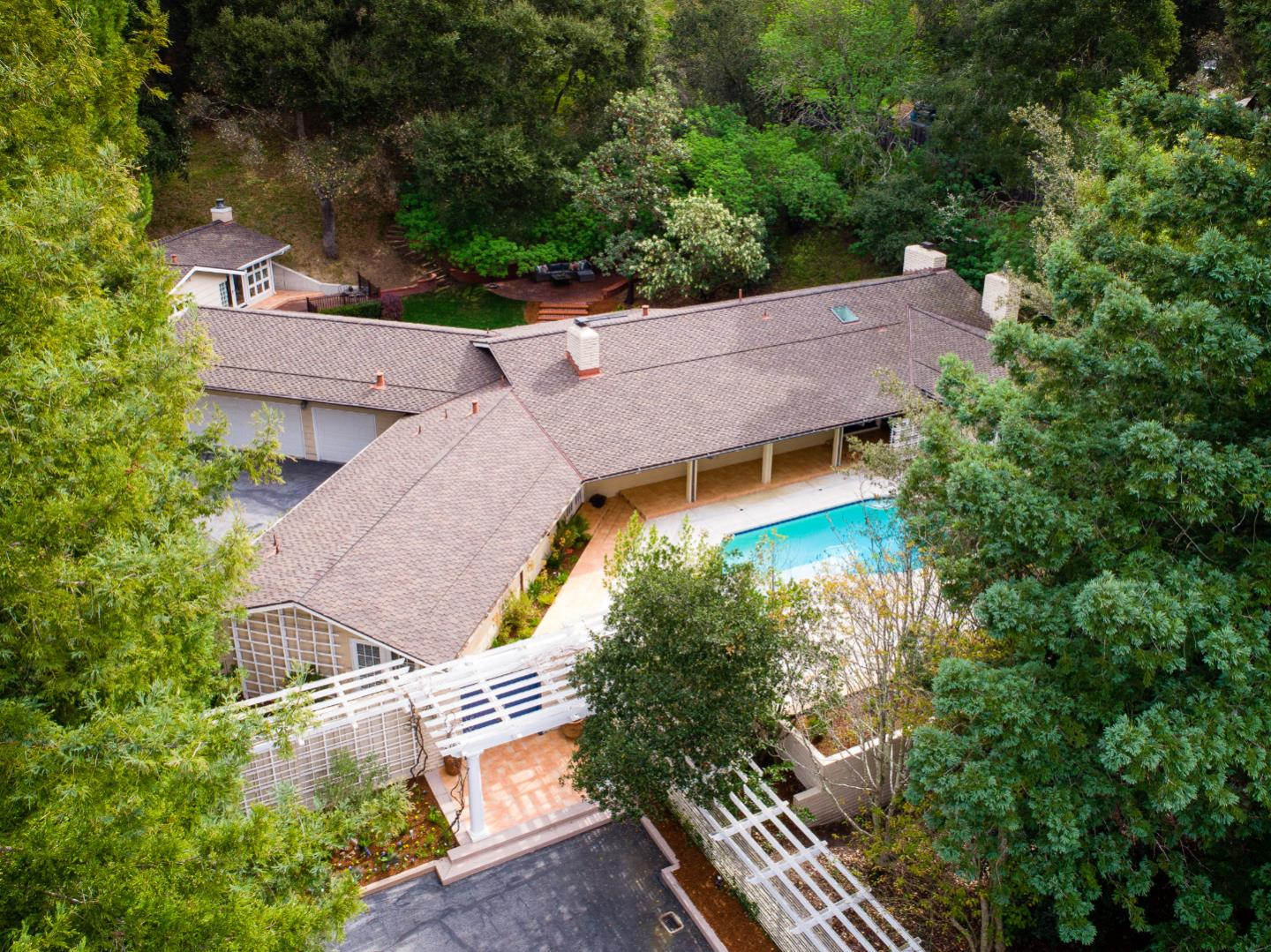 286 WILLOWBROOK DR, PORTOLA VALLEY, CA 94028