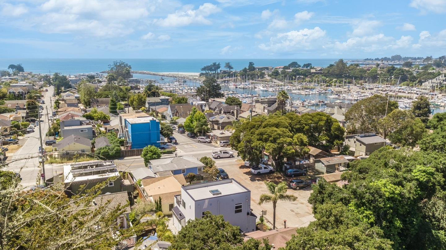 Rebuilt from the studs in 2018 with full permits; this home has never been occupied and is sparkling new! Attention to detail inside and out with custom exterior appointments and high-quality designer finishes throughout the interior. You will be hard-pressed to find a home in this condition within such a short distance of the beach and Santa Cruz Harbor.