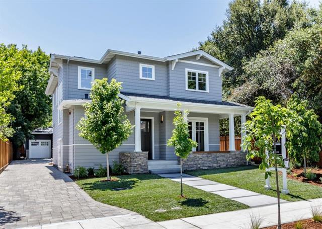 Detail Gallery Image 1 of 1 For 629 Harvard Ave, Menlo Park, CA 94025 - 4 Beds | 3/1 Baths