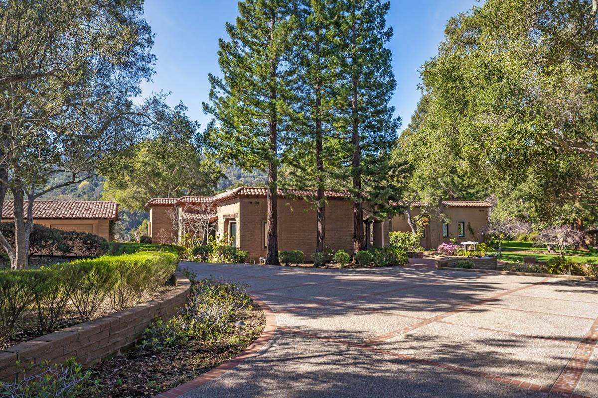 12 Vineyard Hill RD Woodside, CA 94062