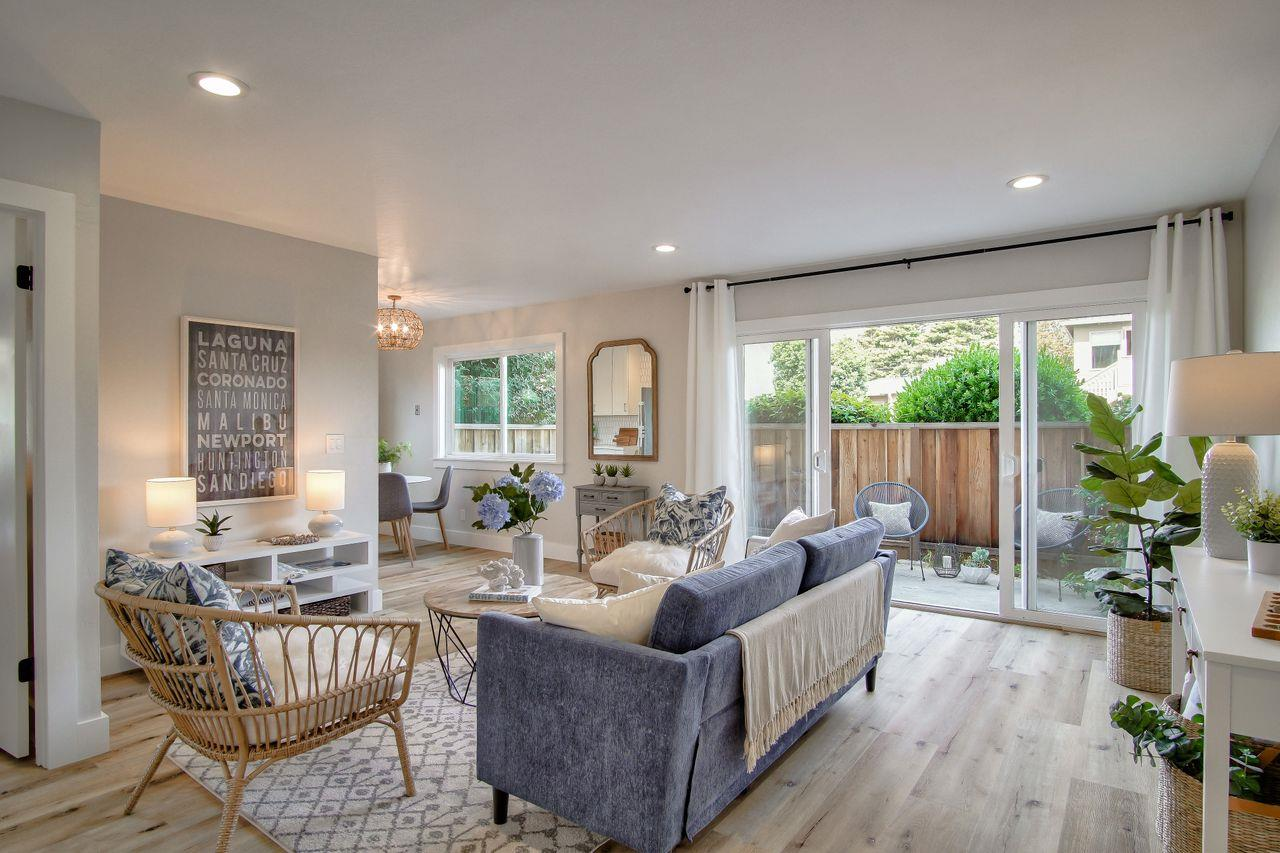 Detail Gallery Image 1 of 1 For 4800 Opal Cliff Dr #104, Capitola, CA 95010 - 1 Beds   1 Baths