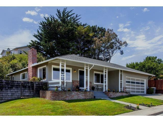 Detail Gallery Image 1 of 12 For 63 Capay Cir, South San Francisco, CA 94080 - 3 Beds | 1 Baths
