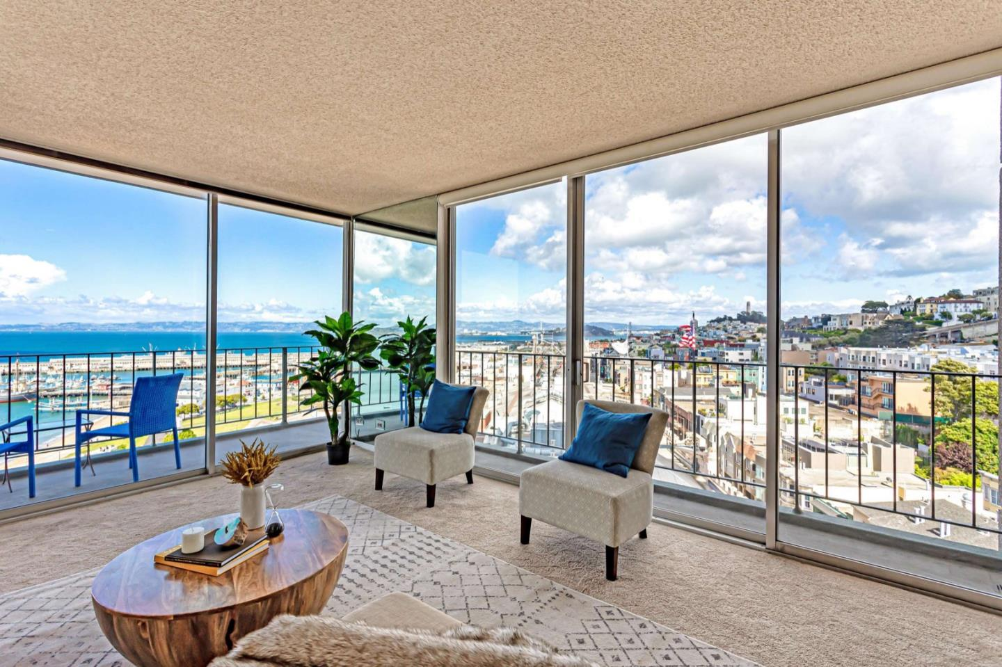 Detail Gallery Image 1 of 1 For 1000 North Point St #901,  San Francisco,  CA 94109 - 2 Beds | 2 Baths