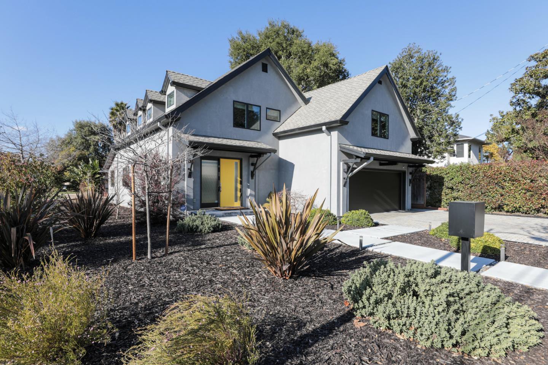 1007 N California Avenue Palo Alto, CA 94303