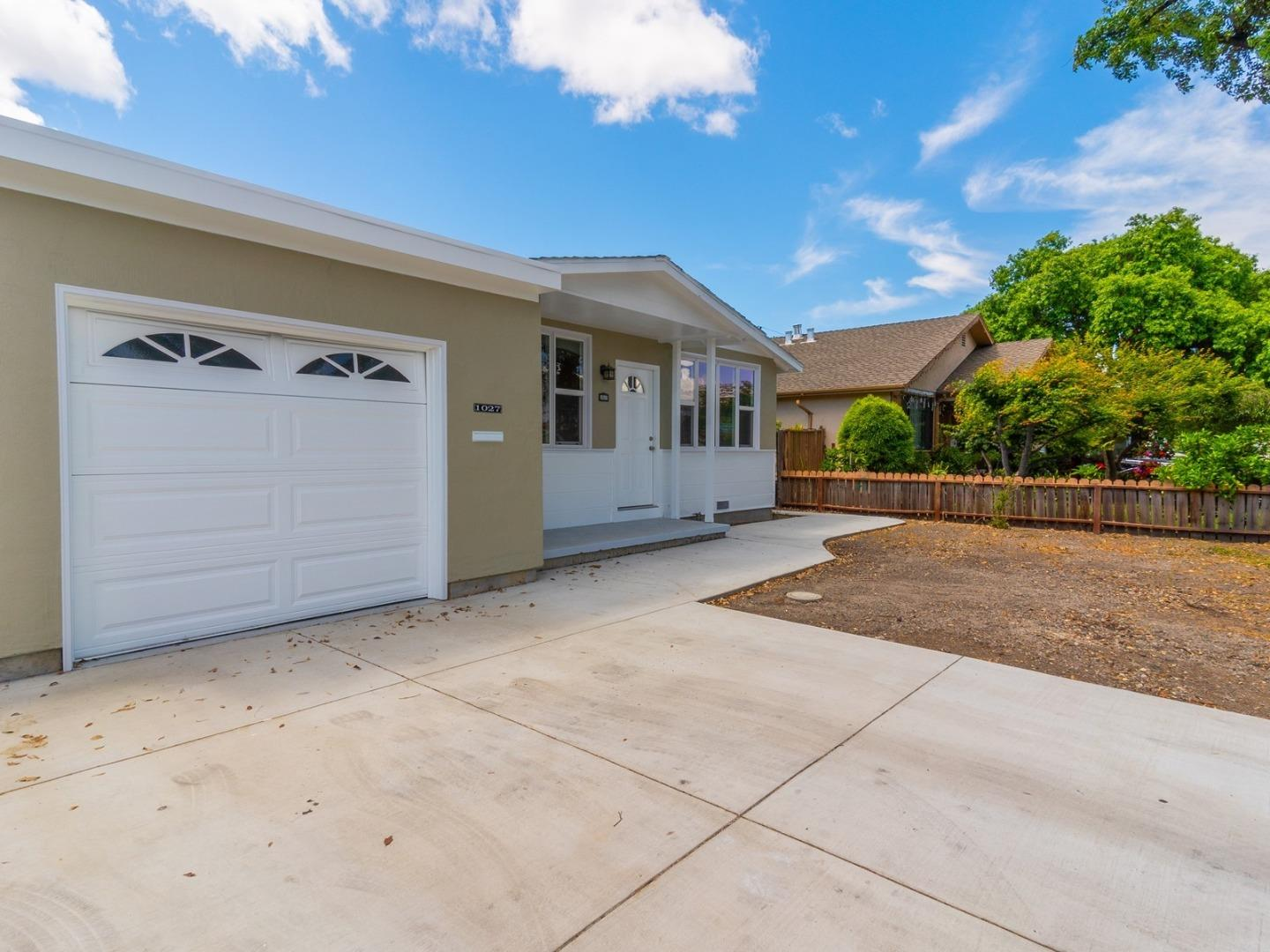 Detail Gallery Image 1 of 1 For 1027 Bradford Dr, Sunnyvale,  CA 94089 - 3 Beds | 1 Baths