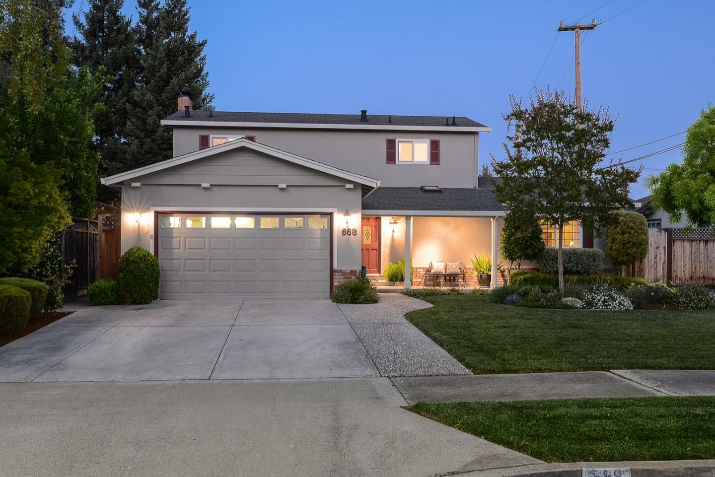 Detail Gallery Image 1 of 1 For 668 Vinemaple Ave, Sunnyvale,  CA 94086 - 4 Beds   2 Baths