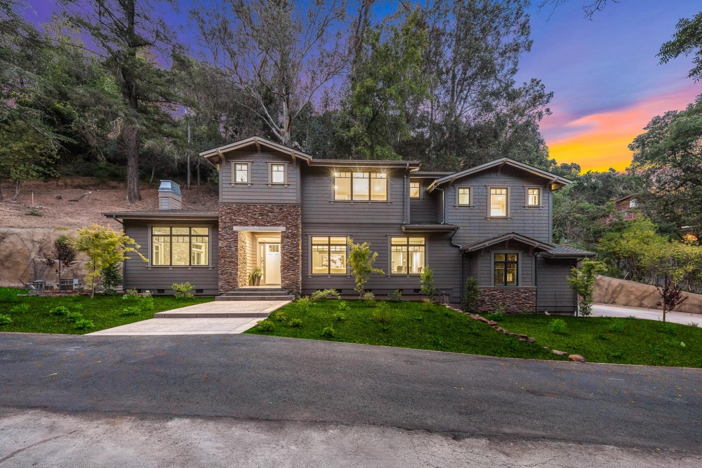 Detail Gallery Image 1 of 40 For 16021 Wood Acres Rd, Los Gatos, CA 95030 - 4 Beds | 3/1 Baths