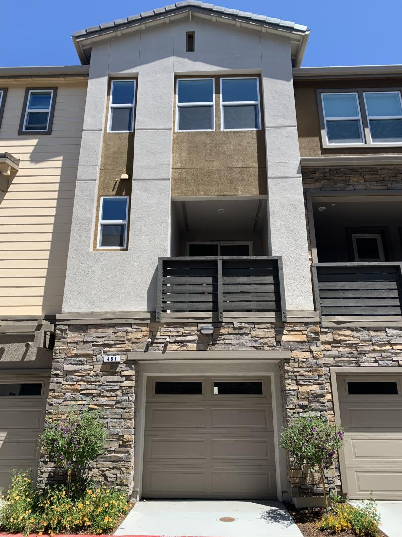 Detail Gallery Image 1 of 1 For 461 Snapdragon St, Milpitas, CA 95035 - 2 Beds   2/1 Baths