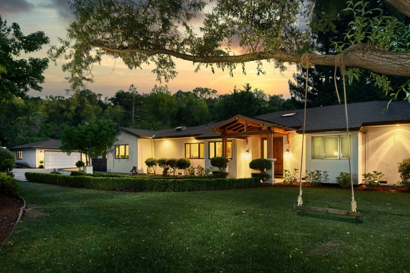 Detail Gallery Image 1 of 1 For 175 Willowbrook Dr, Portola Valley,  CA 94028 - 4 Beds | 4/3 Baths