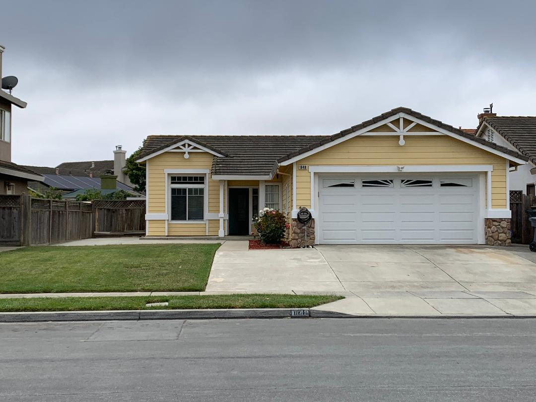 Detail Gallery Image 1 of 1 For 1848 Delancey Dr, Salinas, CA 93906 - 3 Beds | 2 Baths