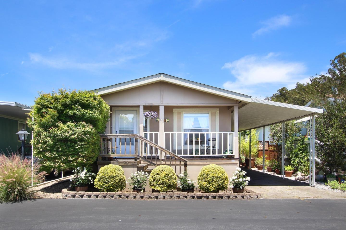 Detail Gallery Image 1 of 43 For 100 N Rodeo Gulch Rd #174, Soquel, CA 95073 - 2 Beds | 2 Baths