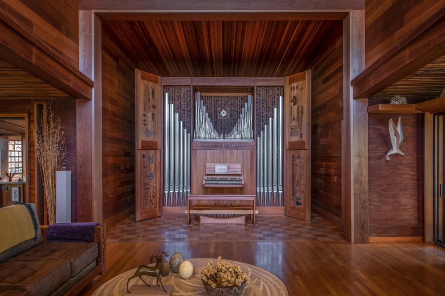 Detail Gallery Image 1 of 28 For 45955 Pfeiffer Ridge Rd, Big Sur Coast,  CA 93920 - 5 Beds | 5 Baths