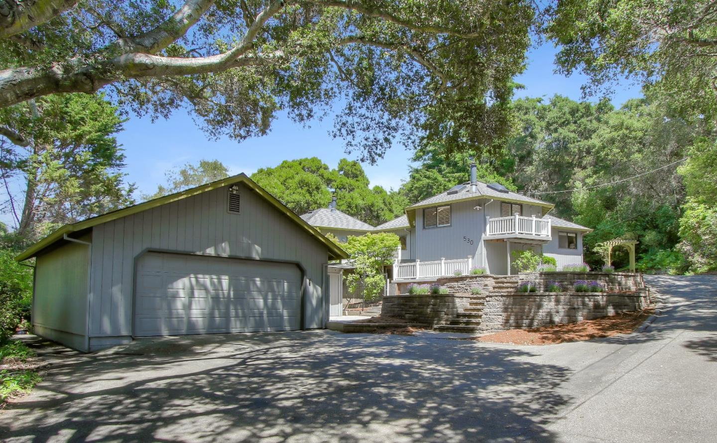 Detail Gallery Image 1 of 1 For 530 Mcdonald Rd, Aptos,  CA 95003 - 4 Beds   4/1 Baths