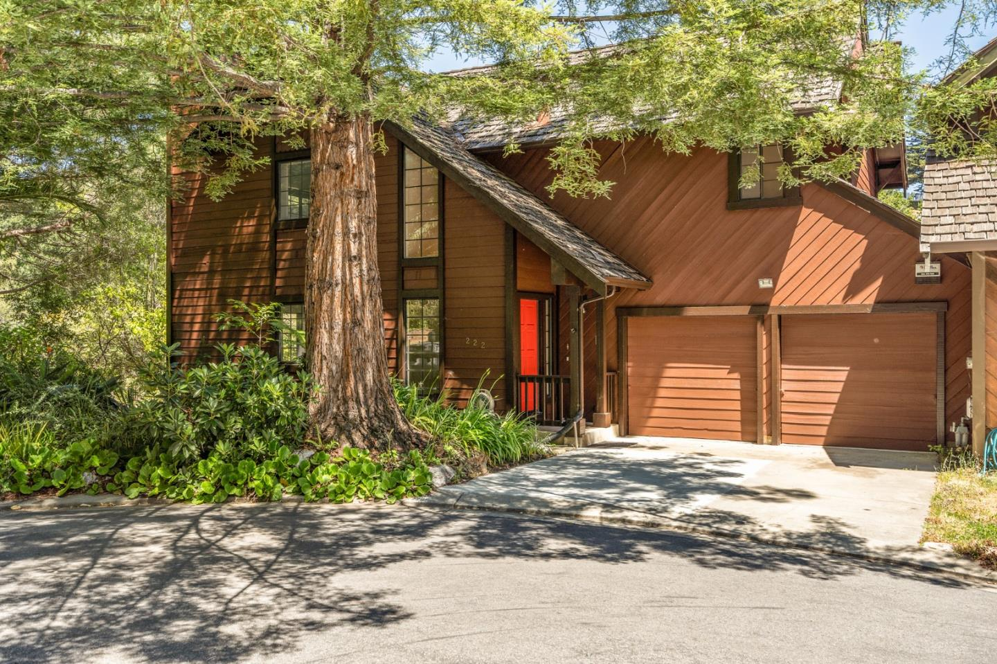 Once in a lifetime opportunity to own this exclusive retreat tucked away in nature on the Upper Westside! This unique property is located at the end of a private cul-de-sac, surrounded by nature on three sides. This home features new vinyl plank flooring, fixtures, carpet, interior and exterior paint. Located in the highly desirable Westlake School District, Westlake School and Park are just a 15-minute walk away. A private path leading directly to UCSC is just steps as is Natural Bridges State Beach, West Cliff Drive, Highway 1 bike path, and Wilder Ranch trails are all nearby, along with many Westside restaurants, breweries, and stores, including Humble Sea, West End Tap and Kitchen, Bantam, Verve and Cat and Cloud Coffee Shops, Santa Cruz Mountain Brewing, and Cameron Marks. Check out a Jump bike to explore other Westside areas such as the UCSC Arboretum, Derby Skate Park or the Santa Cruz Surfer Museum. A must see!