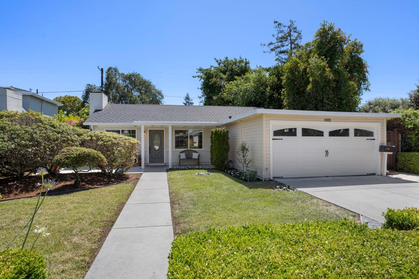 Detail Gallery Image 1 of 1 For 3330 Vernon Terrace, Palo Alto, CA 94303 - 4 Beds | 2 Baths