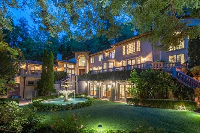 Detail Gallery Image 1 of 1 For 16130 Wood Acres Rd, Los Gatos,  CA 95030 - 5 Beds | 5/2 Baths