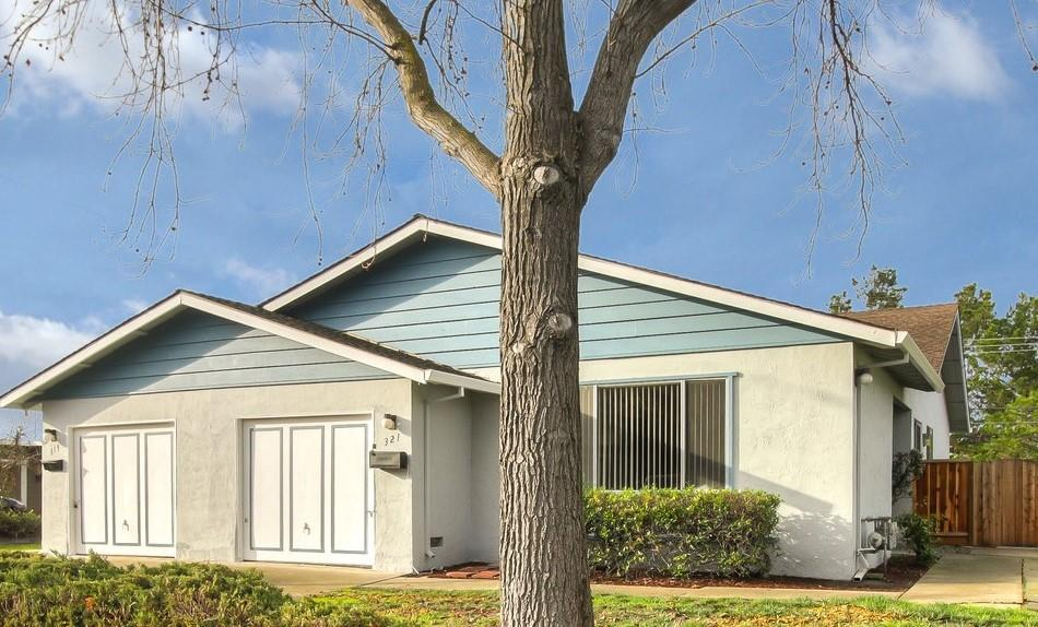 Detail Gallery Image 1 of 1 For 319 & 321 Lynn Ave, Milpitas, CA 95035 - – Beds   – Baths