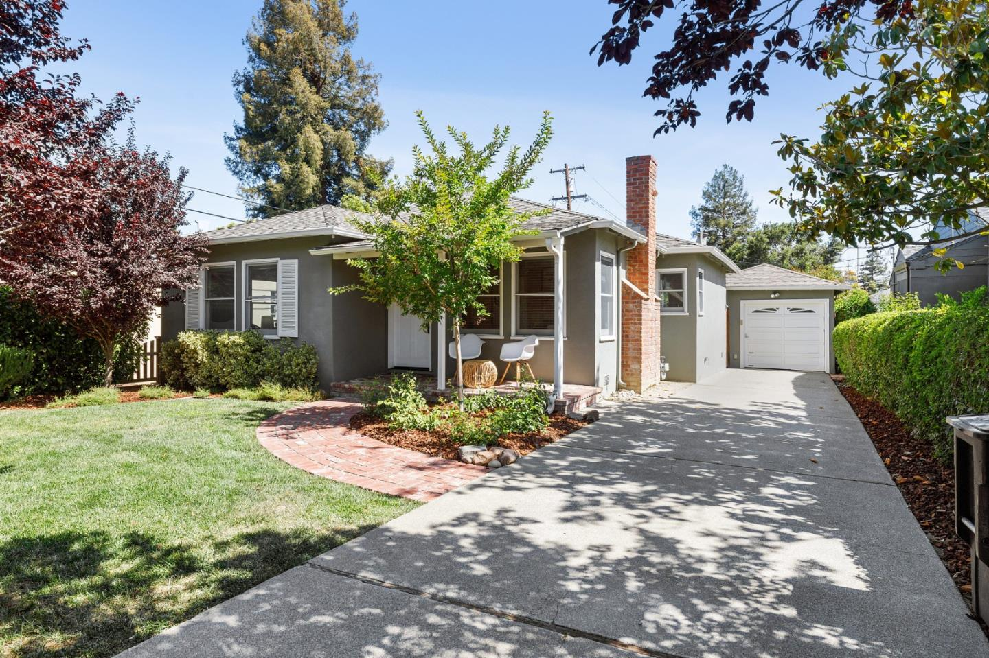 Detail Gallery Image 1 of 1 For 535 Bay Rd, Menlo Park,  CA 94025 - 3 Beds   2 Baths
