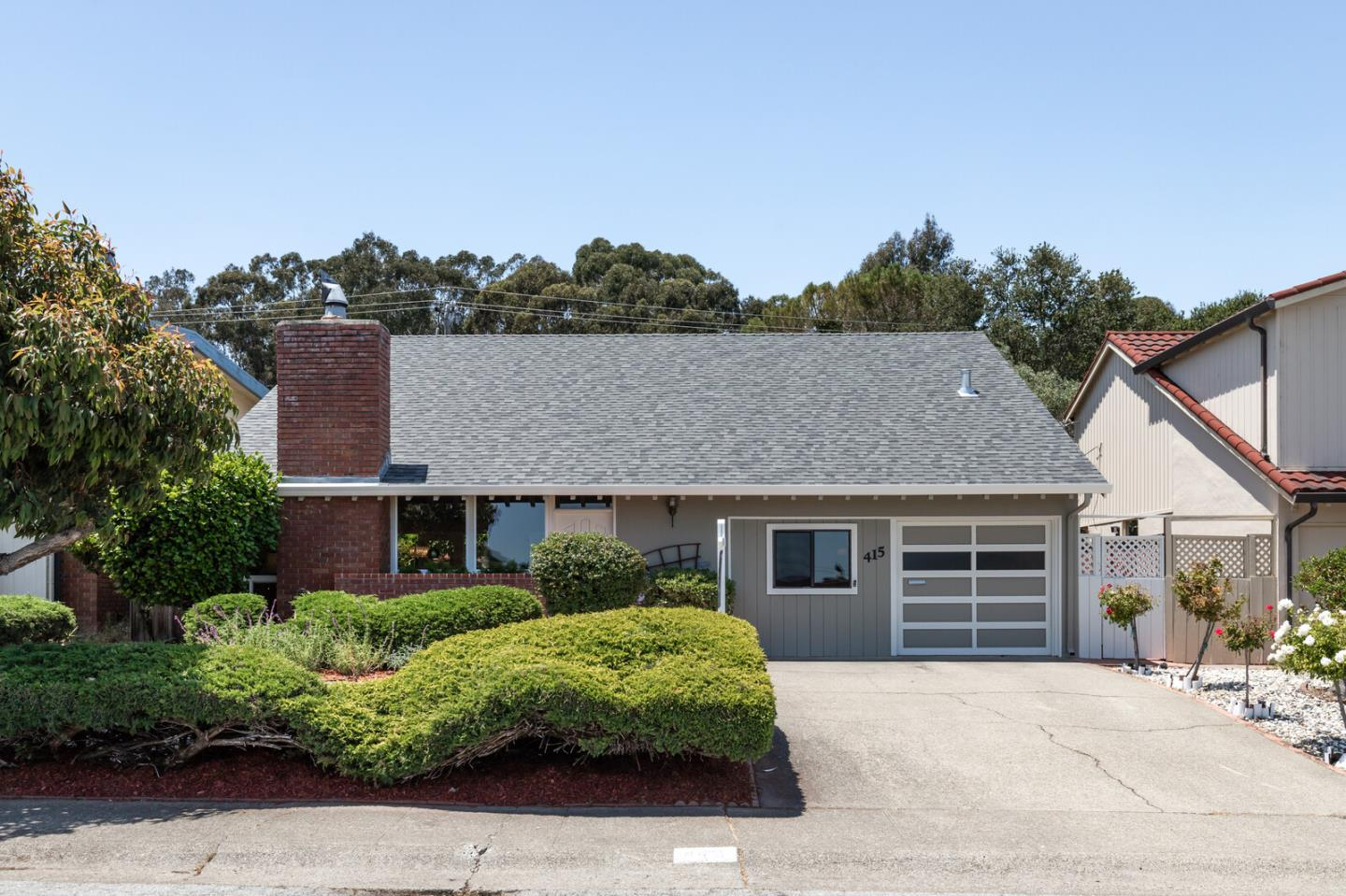 Detail Gallery Image 1 of 1 For 415 Hawthorne Ave, San Bruno, CA 94066 - 3 Beds   2/1 Baths