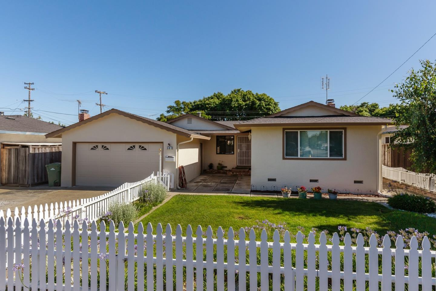 Detail Gallery Image 1 of 1 For 561 Elm Ave, Milpitas, CA 95035 - 4 Beds   2 Baths