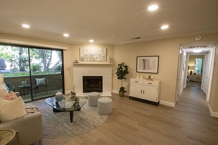 Detail Gallery Image 1 of 1 For 1695 Braddock Ct, San Jose, CA 95125 - 2 Beds | 2 Baths