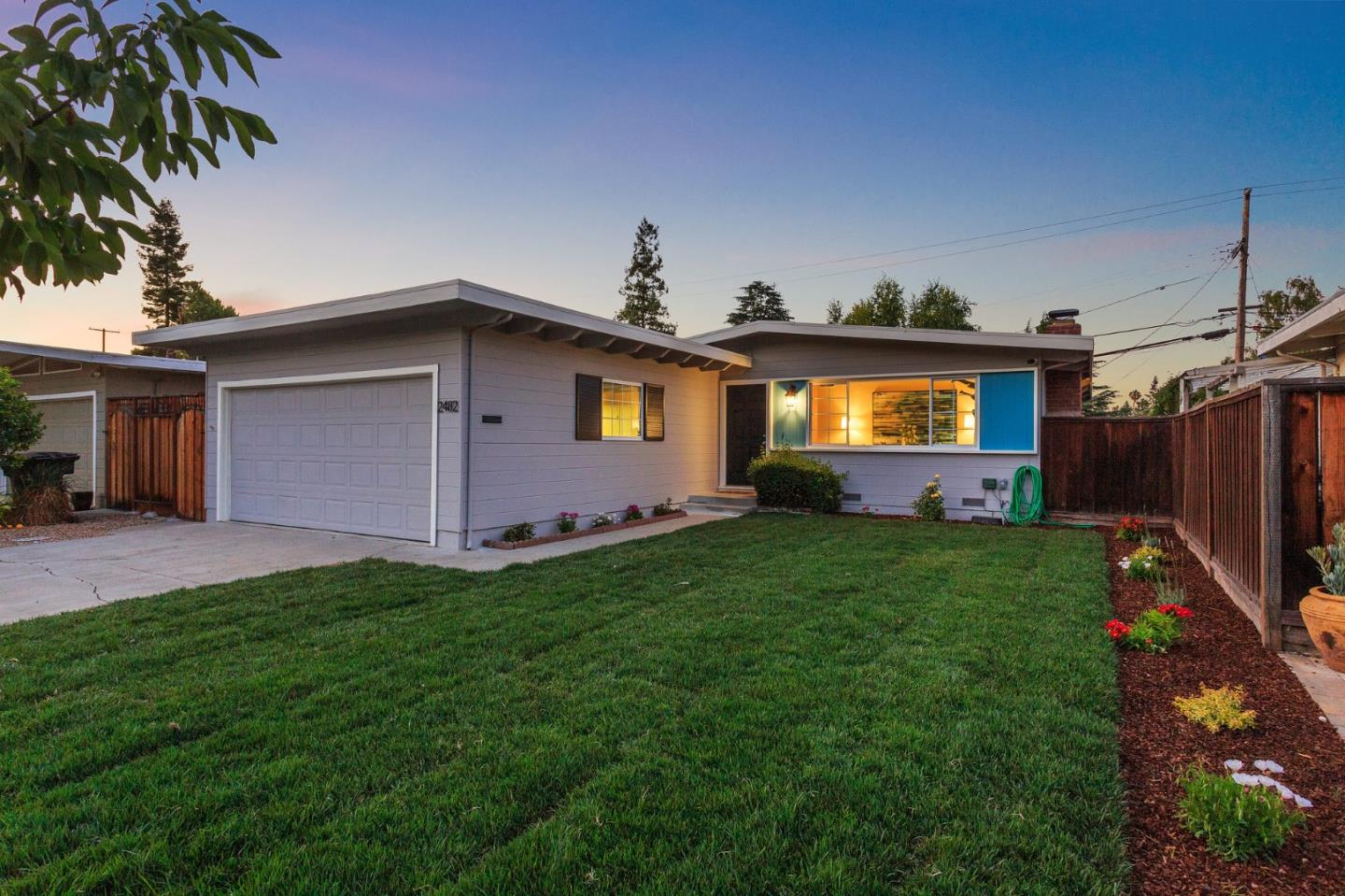 Detail Gallery Image 1 of 1 For 2482 Betlo Ave, Mountain View,  CA 94043 - 3 Beds | 2 Baths