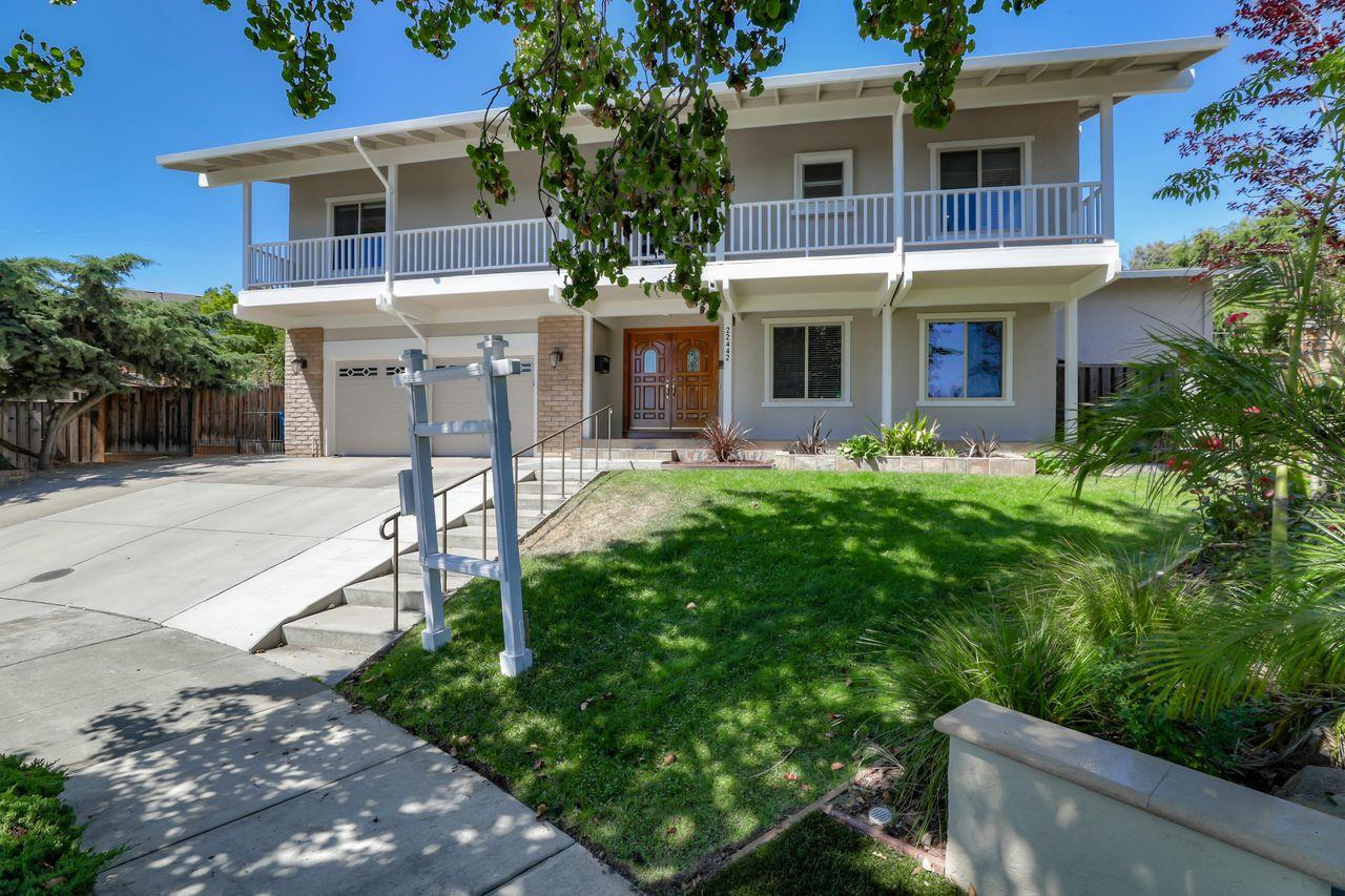 Detail Gallery Image 1 of 1 For 22442 Carnoustie Ct, Cupertino, CA 95014 - 4 Beds | 2/1 Baths