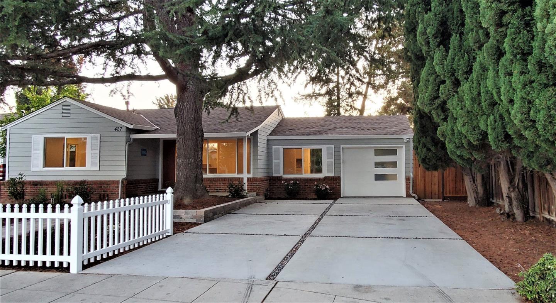 427 Coakley Drive San Jose, CA 95117