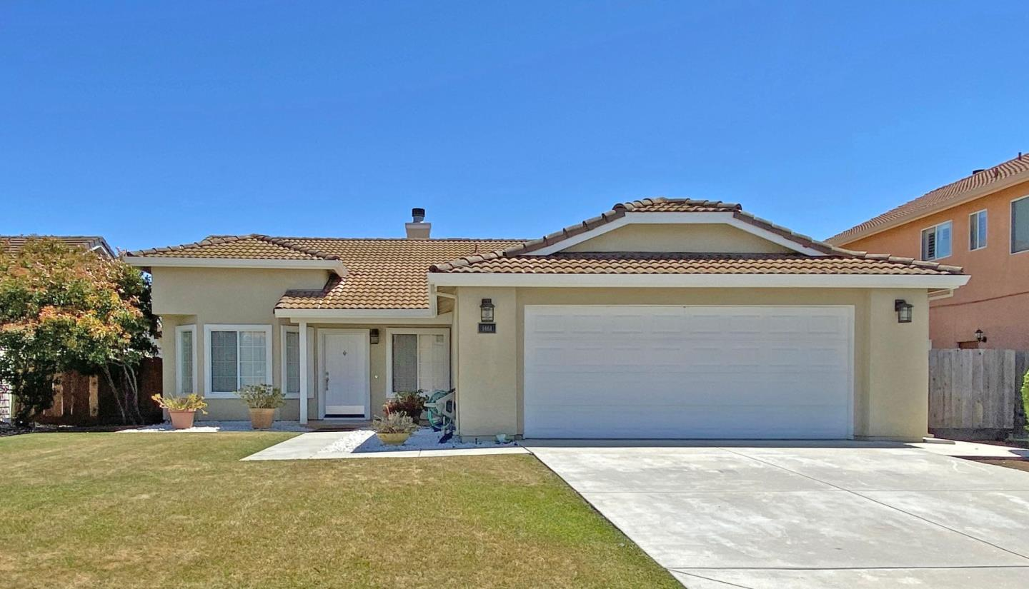 Detail Gallery Image 1 of 1 For 1461 Panorama Dr, Hollister, CA 95023 - 4 Beds | 2 Baths