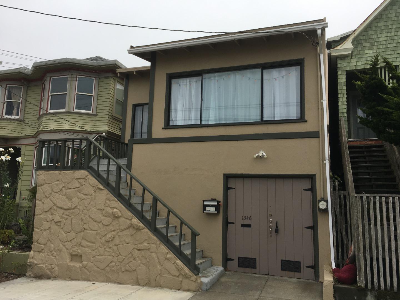 1346 47th Avenue San Francisco, CA 94122
