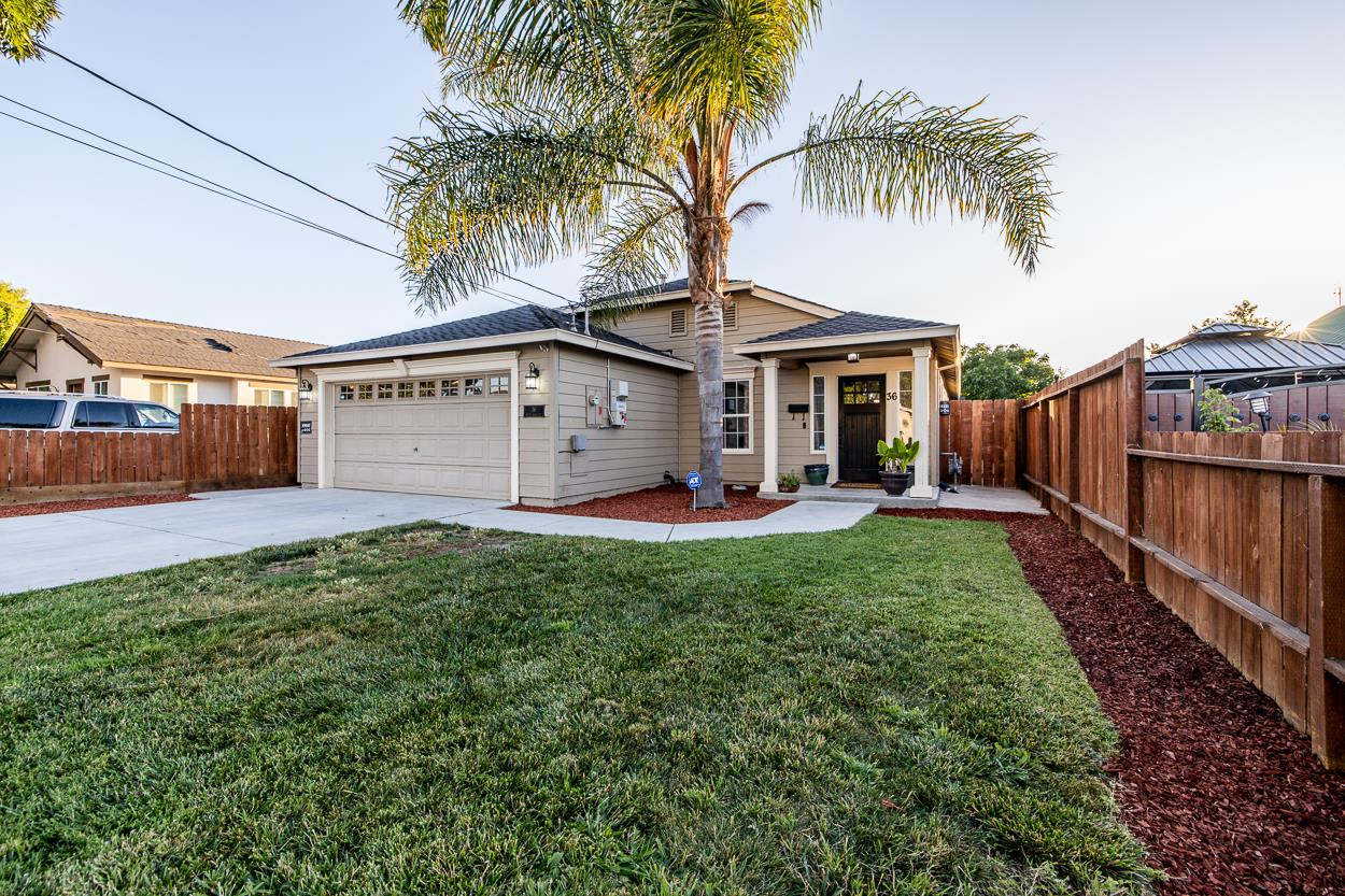 Detail Gallery Image 1 of 1 For 36 N Sally St, Hollister, CA 95023 - 3 Beds | 1 Baths