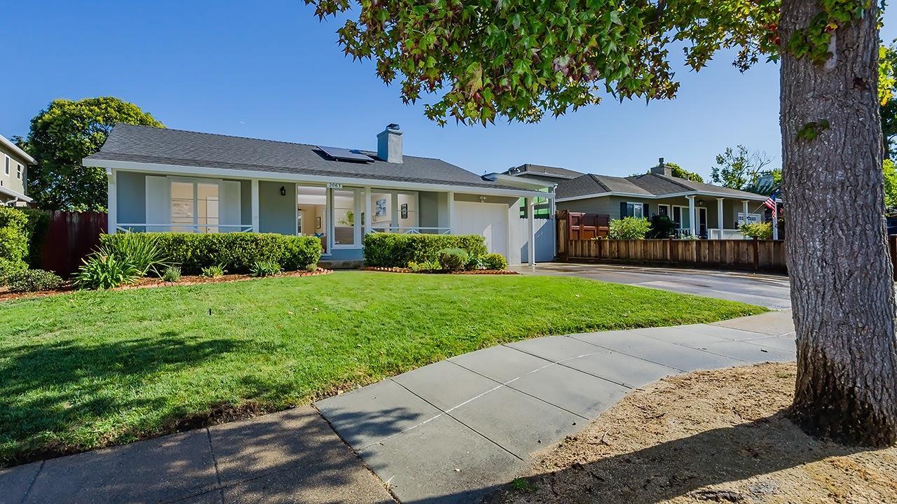 2063 Oregon Avenue Redwood City, CA 94061