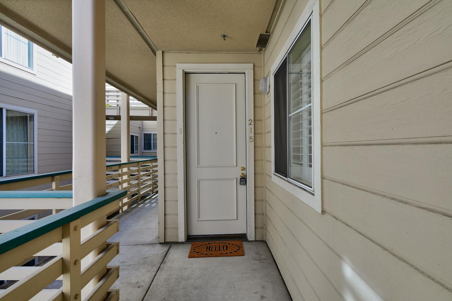 Fabulous Sunnyvale Condo located in the desirable Terraces Community!  This 2nd floor home features 2 bedrooms, 2 full bathrooms, and approximately 1,082 sq. ft. of living space.  Open concept floor plan with high ceilings and private balcony off the living room. Primary bedroom offers a large walk-in closet and attached ensuite has a sunken tub and double vanity.  Spacious in-unit laundry room and reserved parking space in a secure underground garage, with storage closet.  The complex offers a pool, spa, clubhouse, and ample guest parking.  This condo is in the heart of Silicon Valley with convenient access to El Camino Real, HWY 280, and Lawrence Expressway.  Great Sunnyvale schools: Braly Elementary, Marian A. Peterson Middle, and Adrian Wilcox High.  Minutes to Sunnyvale Community Center,  Apple Campus, Downtown, CalTrain, and more!