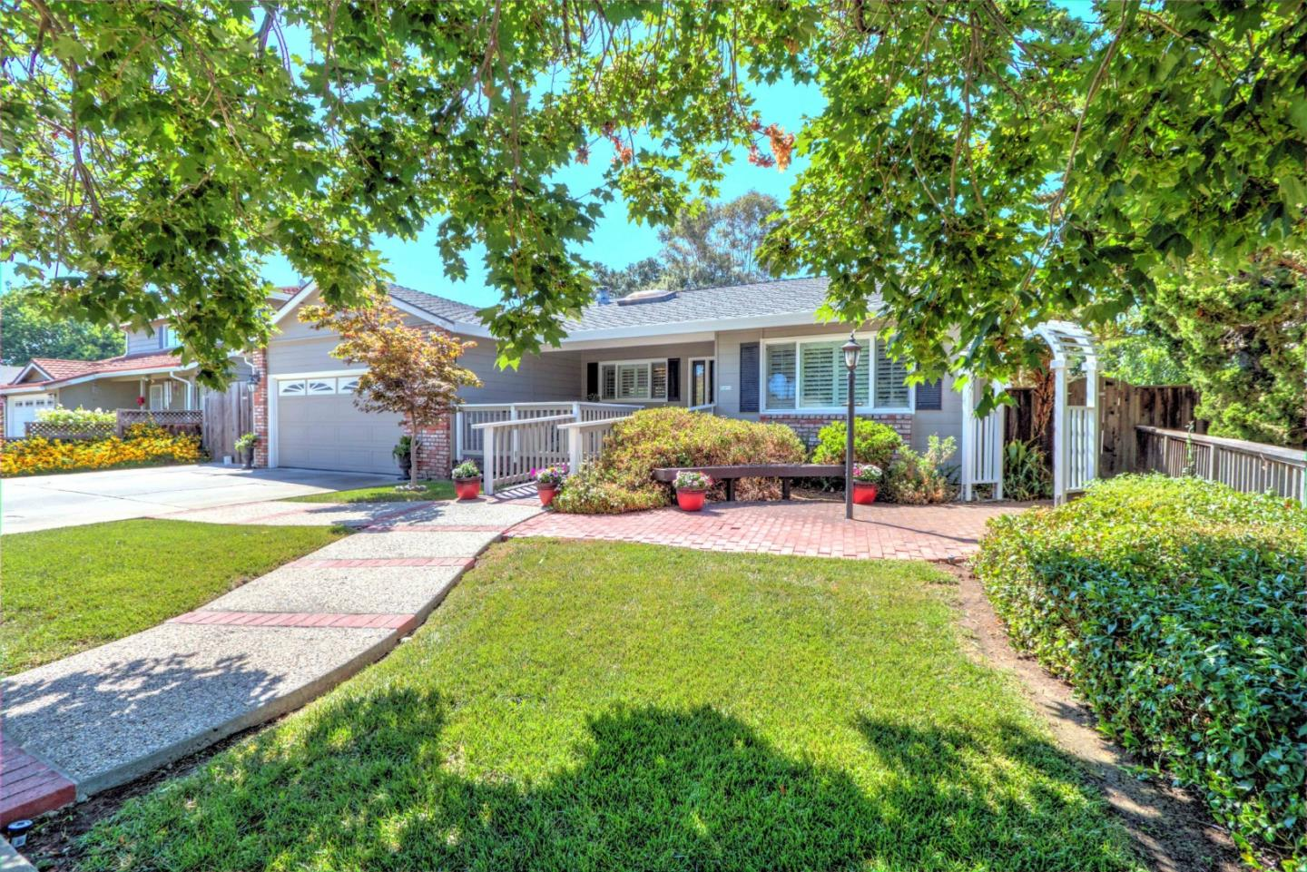 Detail Gallery Image 1 of 1 For 1362 Rodney Dr, San Jose,  CA 95118 - 3 Beds   2 Baths