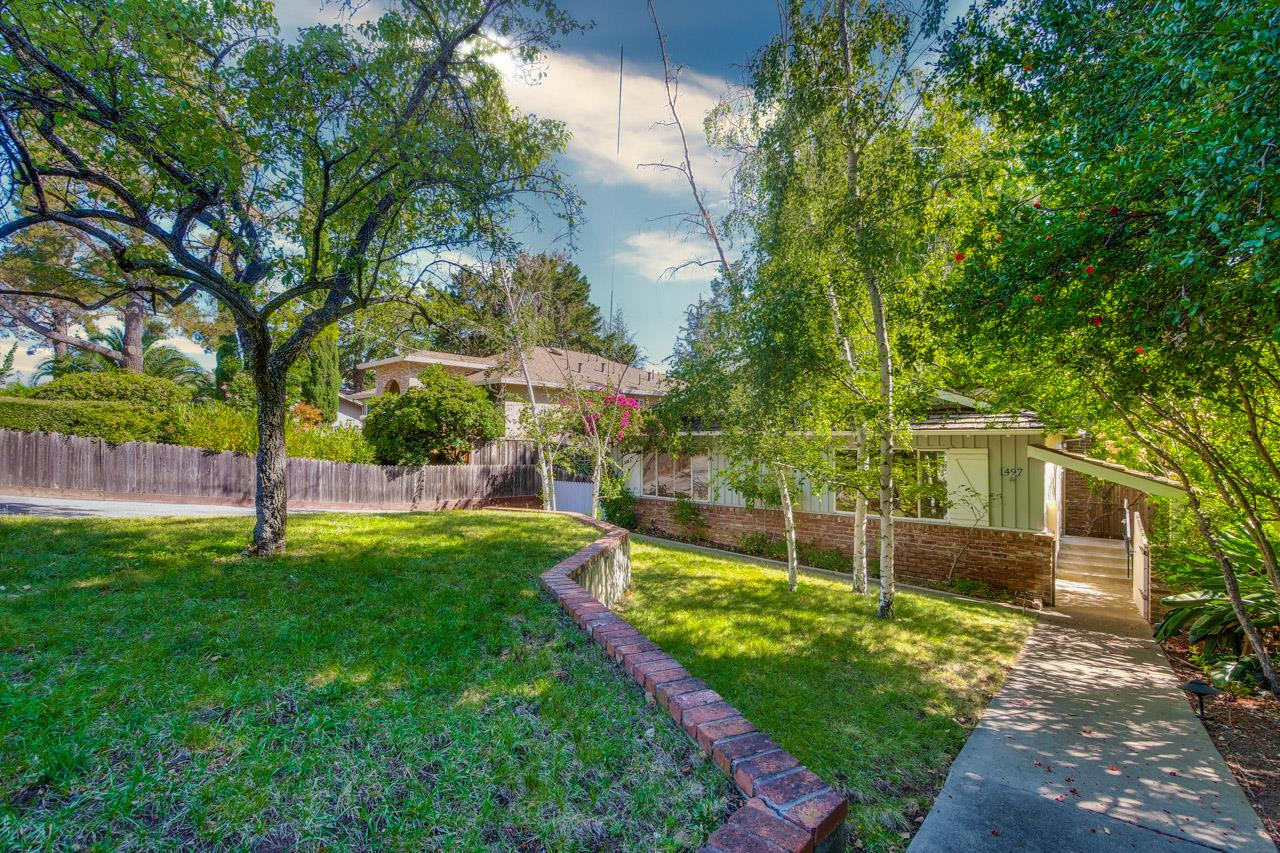Detail Gallery Image 1 of 1 For 1497 Topar Ave, Los Altos,  CA 94024 - 3 Beds | 2 Baths