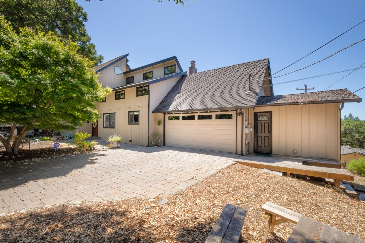 Detail Gallery Image 1 of 1 For 225 Sand Hill Rd, Scotts Valley,  CA 95066 - 3 Beds | 2 Baths