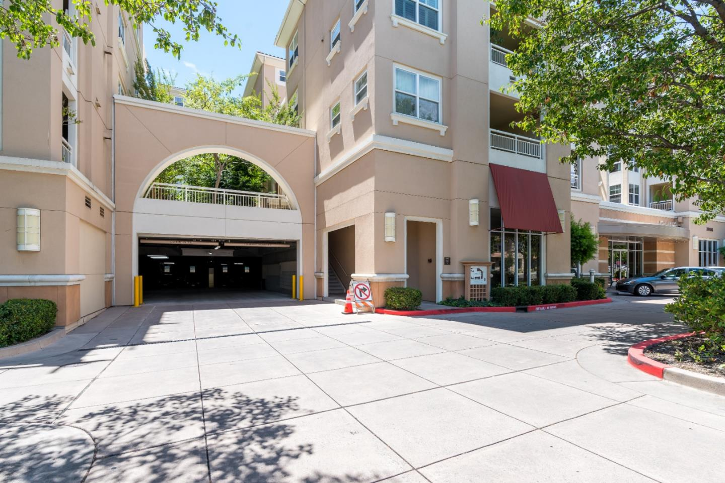 Here is your chance to own a home in the beautiful town center of Cupertino just a short distance to Highways 85 and 280. Located a short distance from shopping centers with grocery stores, coffee shops, and restaurants. This condominium has sublime natural light and rare views from the sixth floor with a lovely balcony for fresh air as well. The unit comes with two assigned parking spots, an in-unit washer / dryer, two hallway closets, and a breakfast bar. The whole facility has excellent amenities such as community rooms, fitness center, swimming pool & hot tub. Also located in the zones of excellent Cupertino schools.