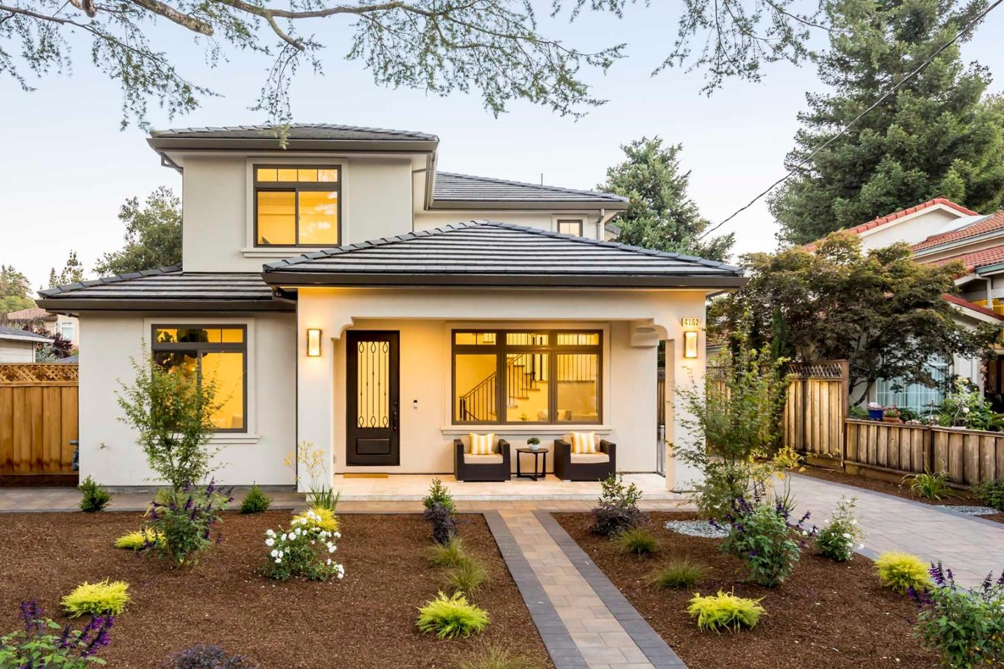 Detail Gallery Image 1 of 35 For 4152 Baker Ave, Palo Alto,  CA 94306 - 5 Beds | 5/2 Baths