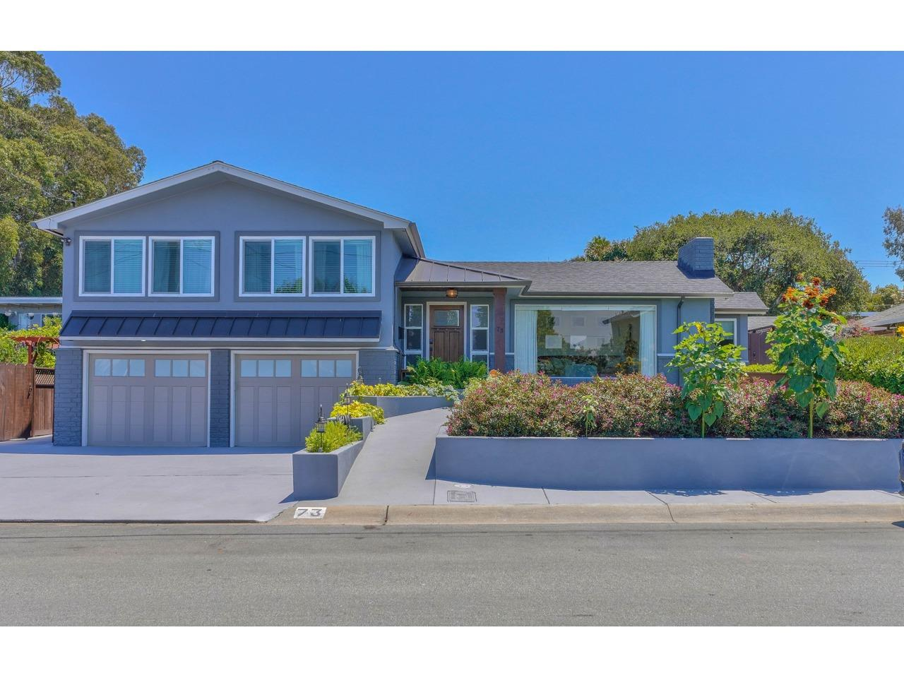 Detail Gallery Image 1 of 46 For 73 Melway Cir, Monterey,  CA 93940 - 4 Beds | 2 Baths